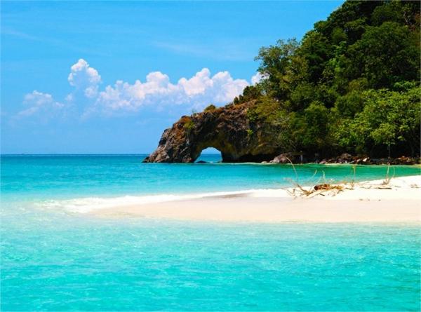 reise nach thailand rundreise thailand inseln klares blaues wasser
