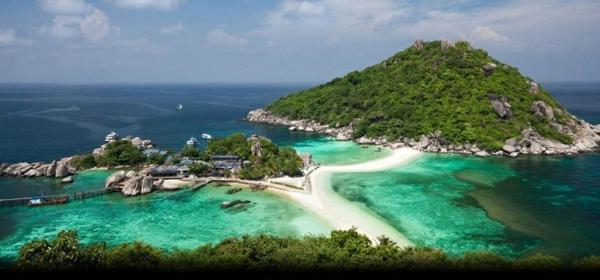 reisen nach thailand rundreise thailand inseln koh tao