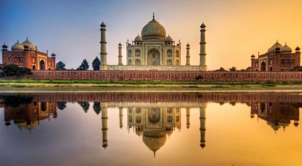reisen nach indien taj mahal indienreise