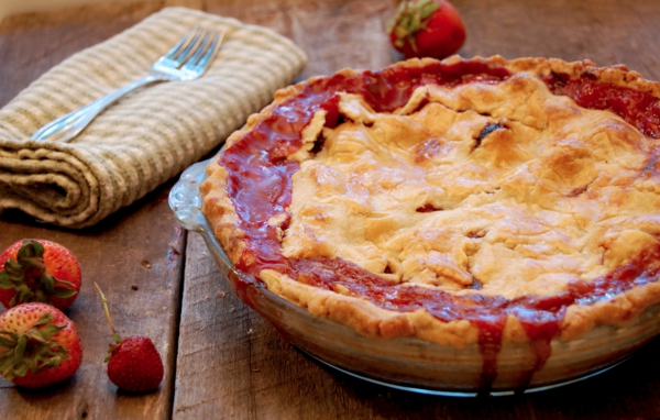 rhabarberkuchen erdbeeren kuchen