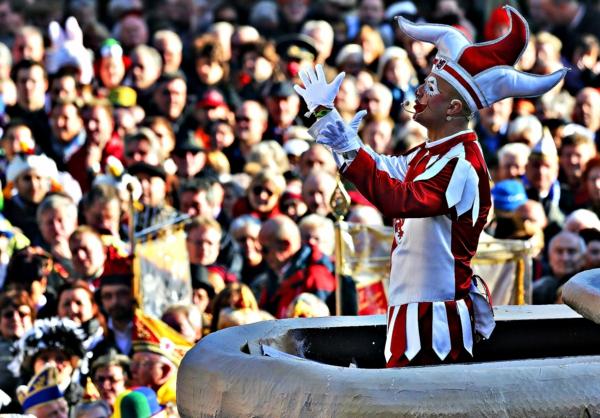 rosen montag 2015 karneval fasching clown