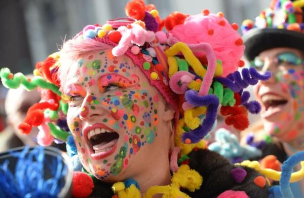 rosenmontag 2015 lustig karneval zug