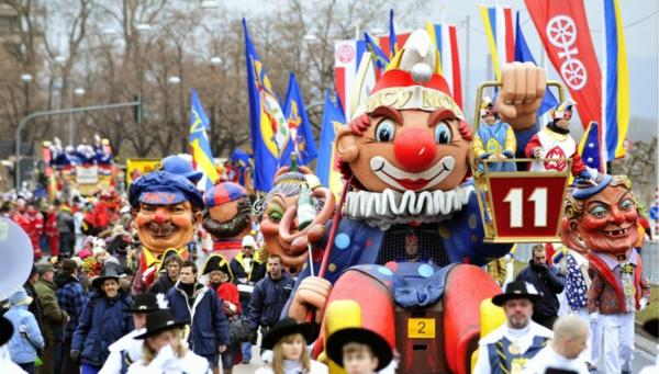 rosenmontag 2015 karneval fasching narren zug