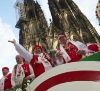 Rosenmontag feiern und den Alltag vergessen!
