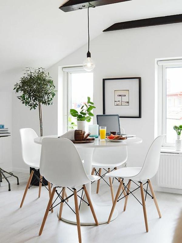 runde esstische f r ihr speisezimmer treffen sie die richtige entscheidung. Black Bedroom Furniture Sets. Home Design Ideas