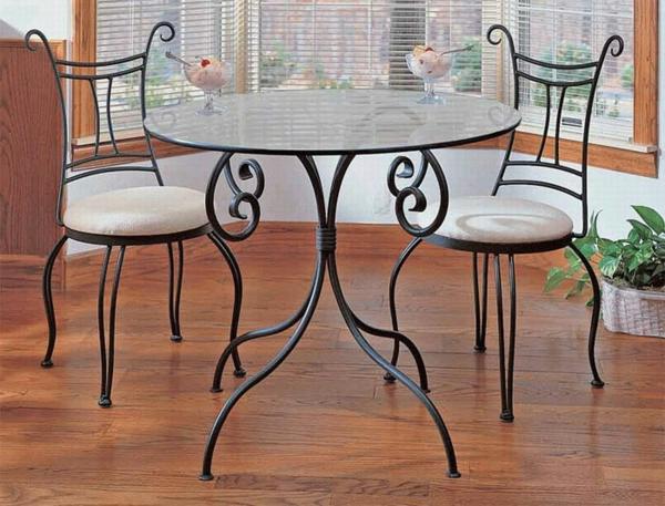 Runde Esstische Holz Esszimmertische Mit Stühlen Matelltisch Glasscheibe