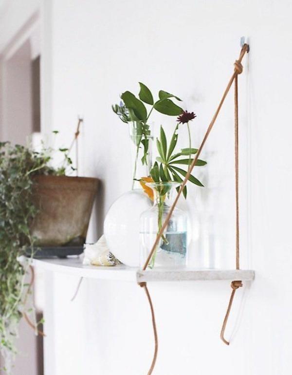 bildergalerie schöne zimmerpflanzen wandregal topfpflanzen