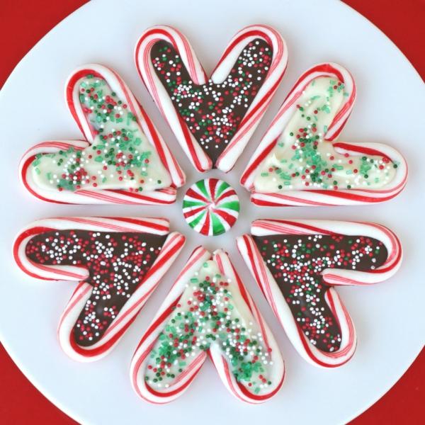 selbstgemachte weihnachtsgeschenke süßigkeiten