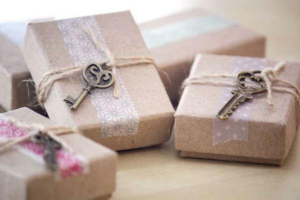 selbstgemachte weihnachtsgeschenke schlüssel