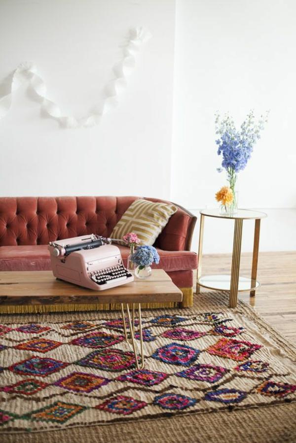 sisalteppich sch ne bilder und praktische tipps. Black Bedroom Furniture Sets. Home Design Ideas
