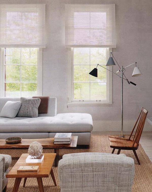 sisal teppich teppichboden stehlampe