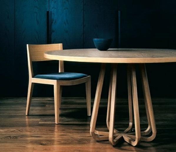 Tisch Skandinavisch esstisch rund skandinavisch die schönsten einrichtungsideen