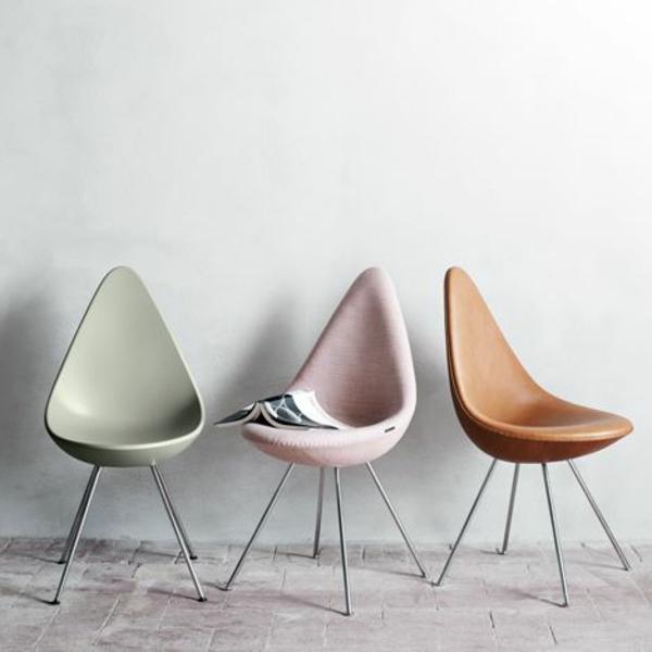Skandinavische Möbel Online Sessel Plastisch