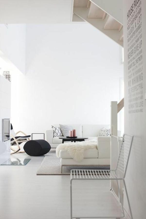 skandinavische möbel skandinavisch einrichten komplett weiß