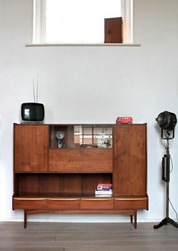 Skandinavische m bel im wohnzimmer inspirierende for Skandinavische retro mobel