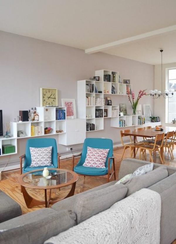 skandinavische möbel wohnzimmer gestalten couchtisch sessel