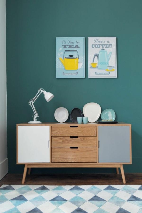 skandinavische möbel wohnzimmer kommode