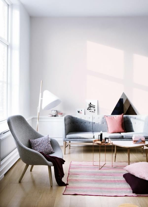 skandinavische wohnzimmermöbel skandinavisch einrichten sofa sessel