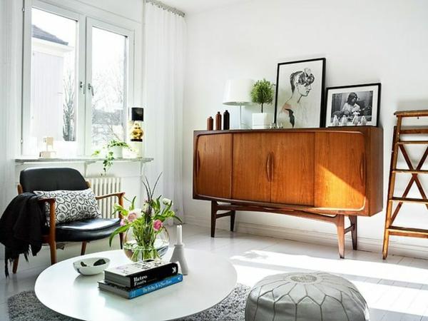 skandinavisches design möbel kommode