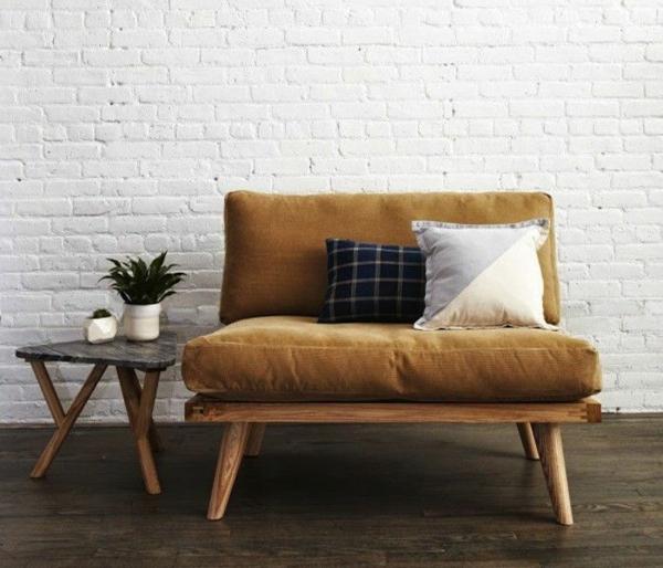 skandinavisches design möbel sofa kissen