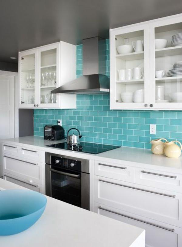 Wandfarbe t rkis f r ein modernes zuhause for Farbpalette turkis