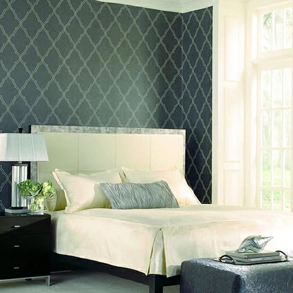 100 tapetenmuster was ist das stein oder mustertapete - Tapetenmuster schlafzimmer ...