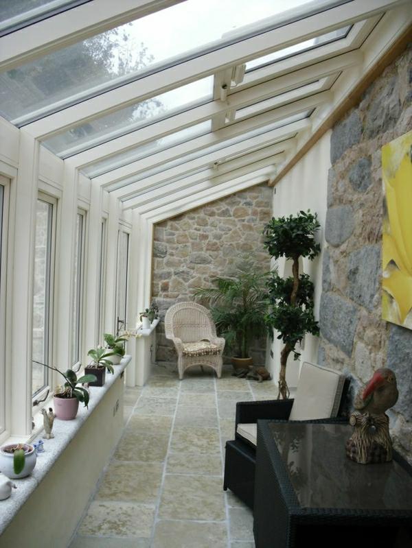 terrassengestaltung bilder balkon gestalten wintergarten einrichten