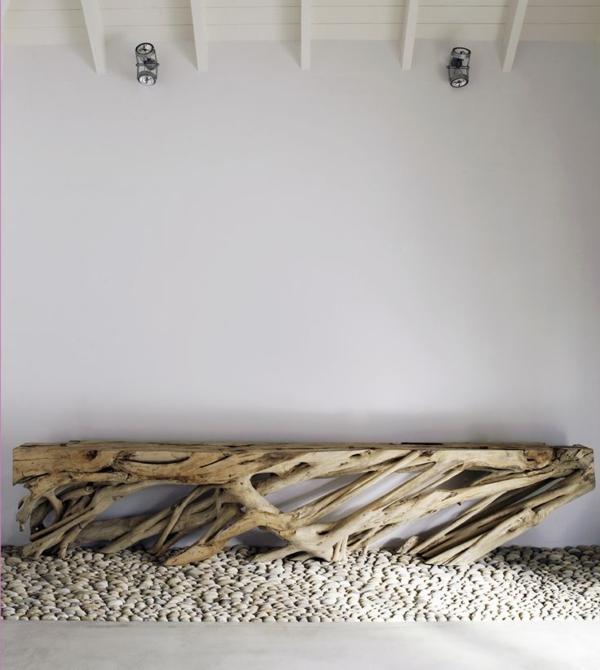 Wohnzimmertisch Treibholz  60 Treibholz Tisch Modelle und