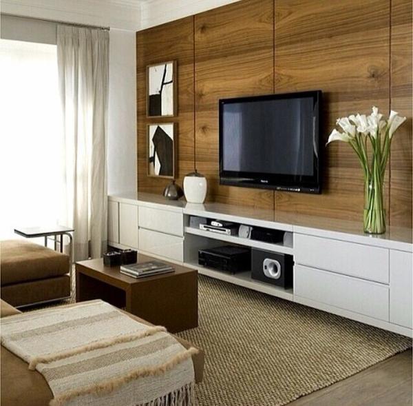 tv schrankwand wohnwand fernsehen