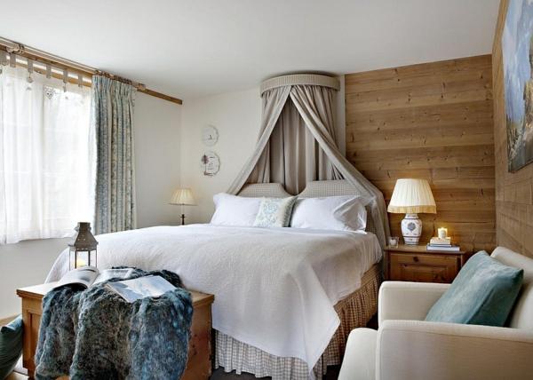 urlaub ferienwohnungen in den schweizer alpen bett