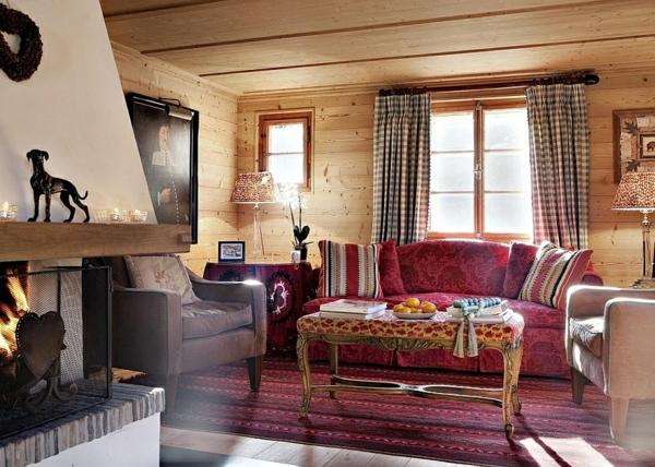 urlaub schweizer alpen ferienwohnungen wohnzimmer