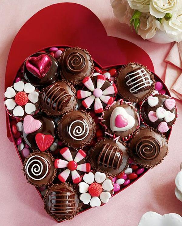 Valentinstag Geschenke für sie - Valentinstagsgeschenke selber machen