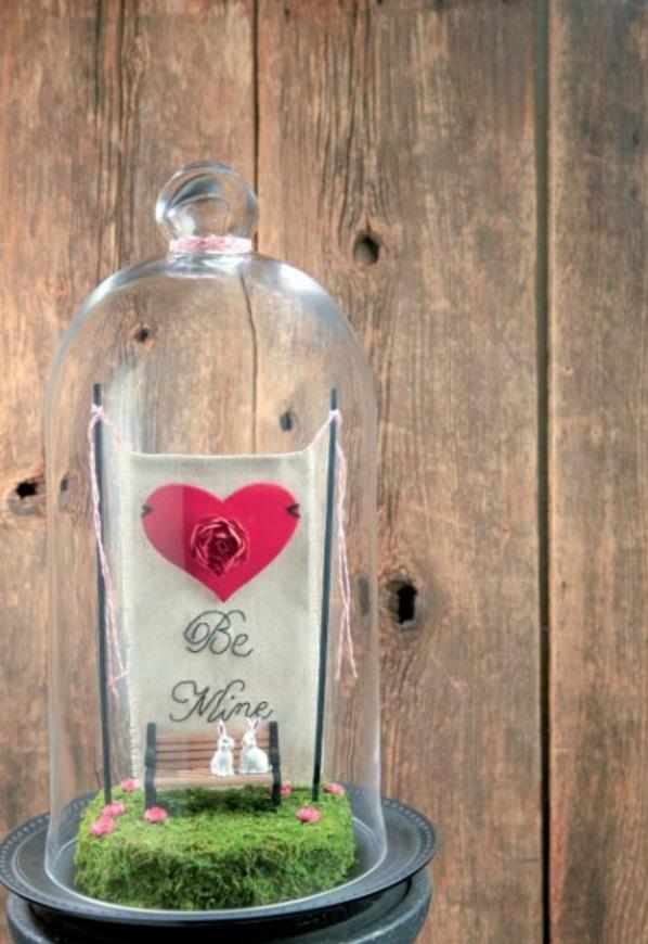valentinstag geschenk für verliebte glas deckel