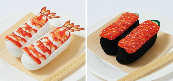 verrückte geschenke fisch japanisch stil