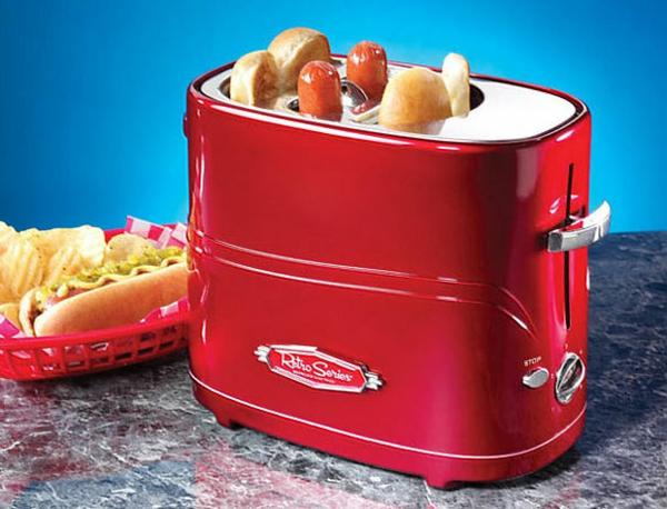 verrückte geschenke lebensmittel toaster