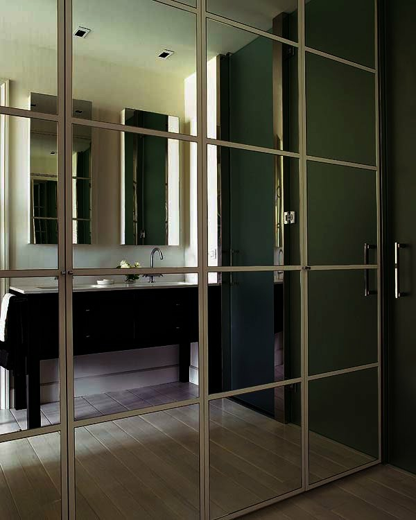 wanddekoration-ideen- selber-machen-spiegelwand