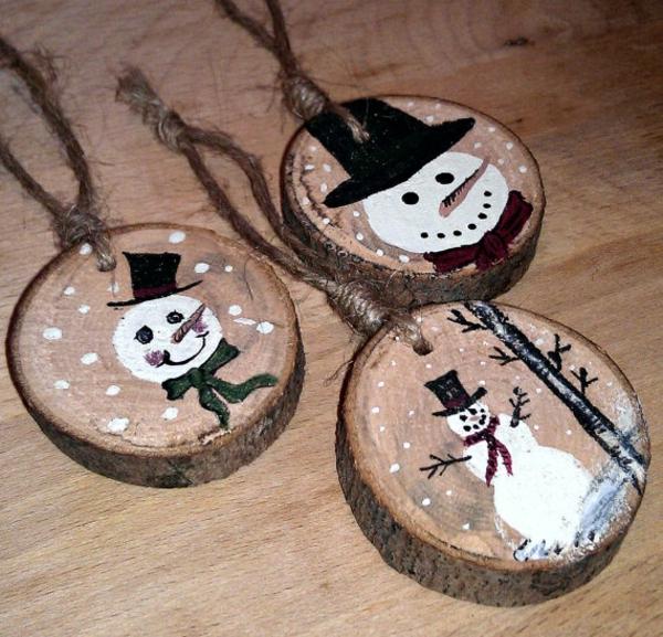 weihnachtsbaumschmuck basteln und den tannenbaum originell schm cken. Black Bedroom Furniture Sets. Home Design Ideas
