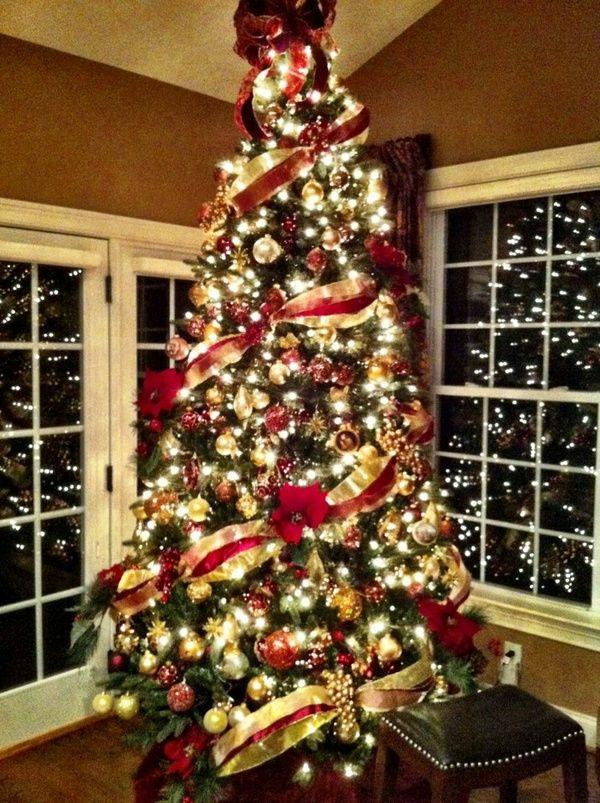 Weihnachtsbaum Girlande.Weihnachtsbaumbeleuchtung Eine Interessante Weihnachtsgeschichte