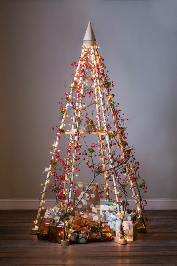 weihnachtsbaumschmuck christbaum selber machen