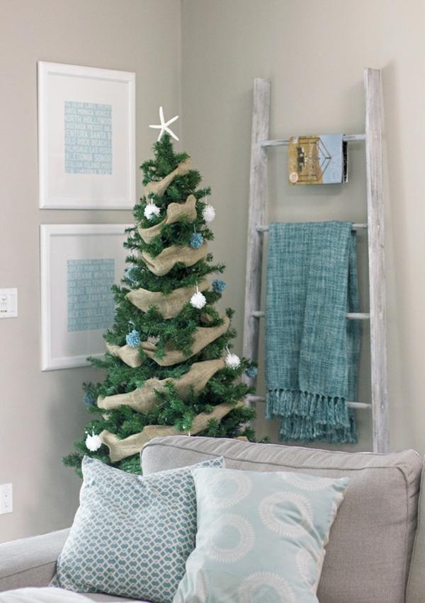 weihnachtsbaumschmuck im maritimen stil aus muscheln und andere ideen. Black Bedroom Furniture Sets. Home Design Ideas