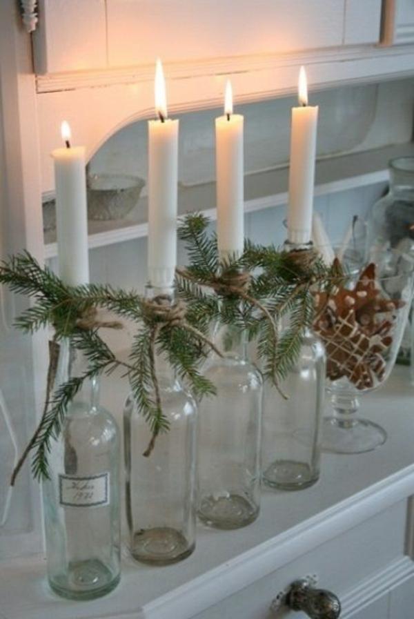 weihnachtsdekoration ideen - schicke einfälle für ihr fest, Innenarchitektur ideen