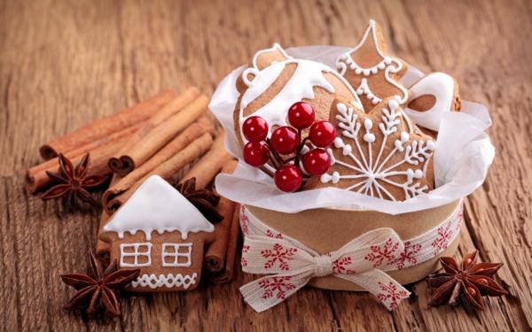 weihnachtsplätzchen anis zimtstangen