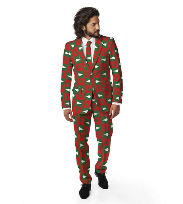 weihnachtspullover herren anzüge schick tanne