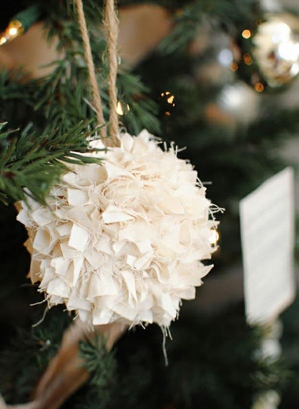 Weihnachtsschmuck basteln kreative ideen zum nachmachen - Weihnachtsschmuck selber machen ...