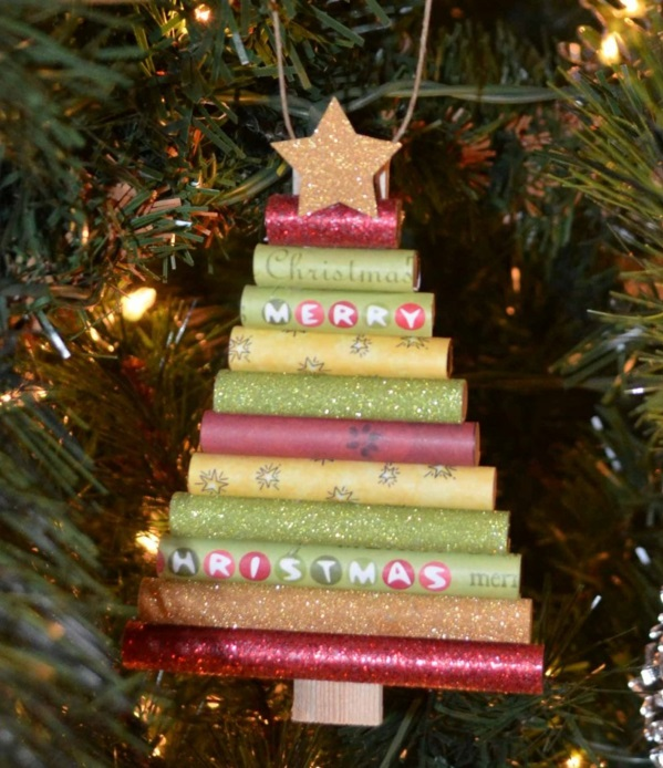 Weihnachtsschmuck basteln kreative ideen zum nachmachen for Christmas tree decorations you can make at home