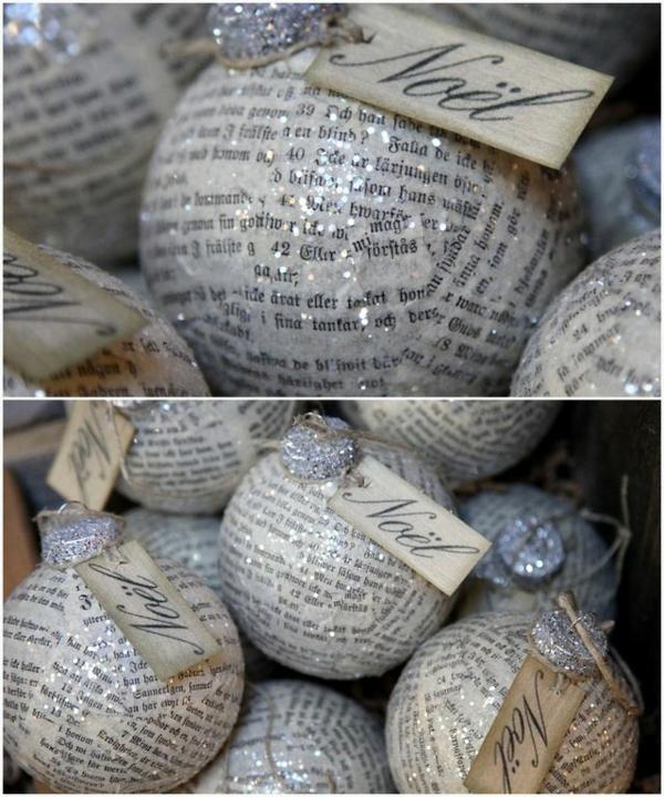 weihnachtsschmuck basteln weihnachtsbasteleien mit papier