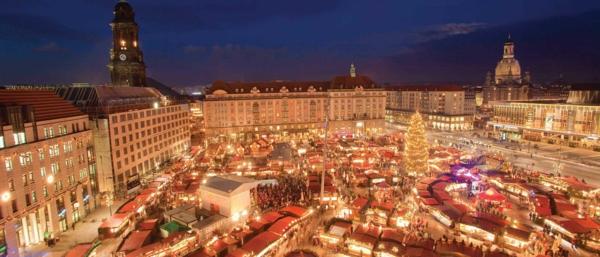 weihnachtsurlaub in deutschland weiihnachtsmarkt dresden