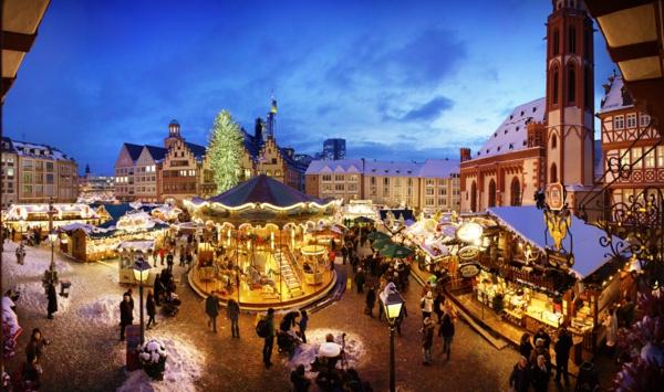 weihnachtsurlaub in deutschland frankfurt