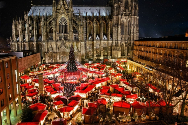 weihnachtsurlaub in deutschland weiihnachtsmarkt köln