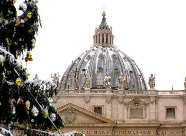weihnachtsurlaub mit kindern rom italien vatikan st pater
